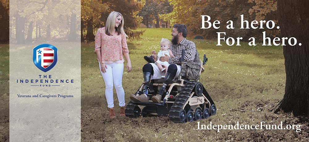 TheIndependenceFund_BeAHero_Poster